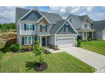 View 224 Sweet Violet Dr Holly Springs NC